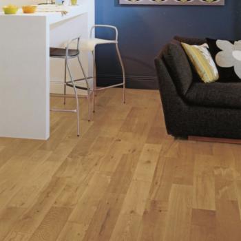 Elka Brushed And Oiled Solid Oak Wood flooring