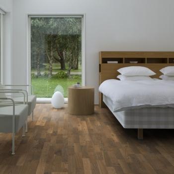 Kahrs Lumen Oak Dusk Ultra Matt Engineered Wood Flooring