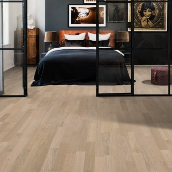 Kahrs Lumen Oak Mist Ultra Matt Engineered Wood Flooring
