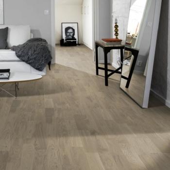 Kahrs Lumen Oak Dim Ultra Matt Engineered Wood Flooring