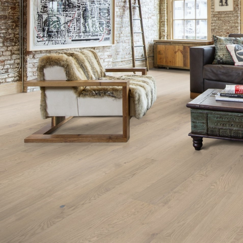 Kahrs Lux Oak Coast Ultra Matt Engineered Wood Flooring