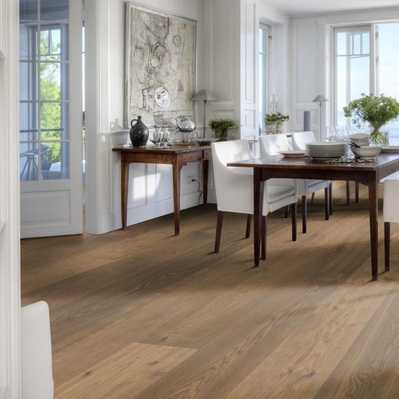 kahrs lux oak terra ultra matt engineered wood flooring - Kahrs Flooring
