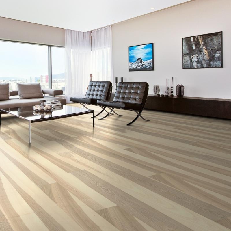 Kahrs Lux Ash Flow Ultra Matt Engineered Wood Flooring Save More