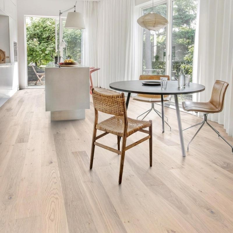 Kahrs Lux Oak Sky Ultra Matt Engineered Wood Flooring