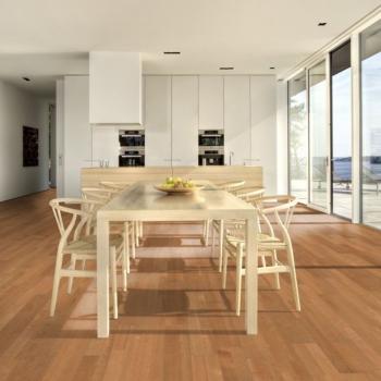 Kahrs Lodge Cherry Winter engineered wood flooring