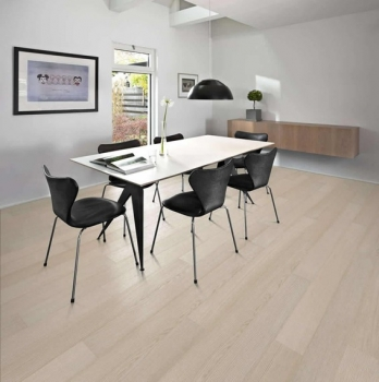 Kahrs Habitat Oak Dome engineered wood flooring
