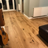Kahrs Old Town Oak London - Matt lacquer Finish