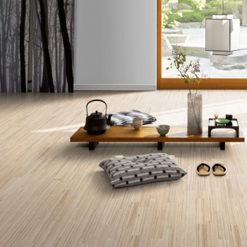 Parador 3060 Ash White Fineline Matt Lacquer Engineered Wood Flooring