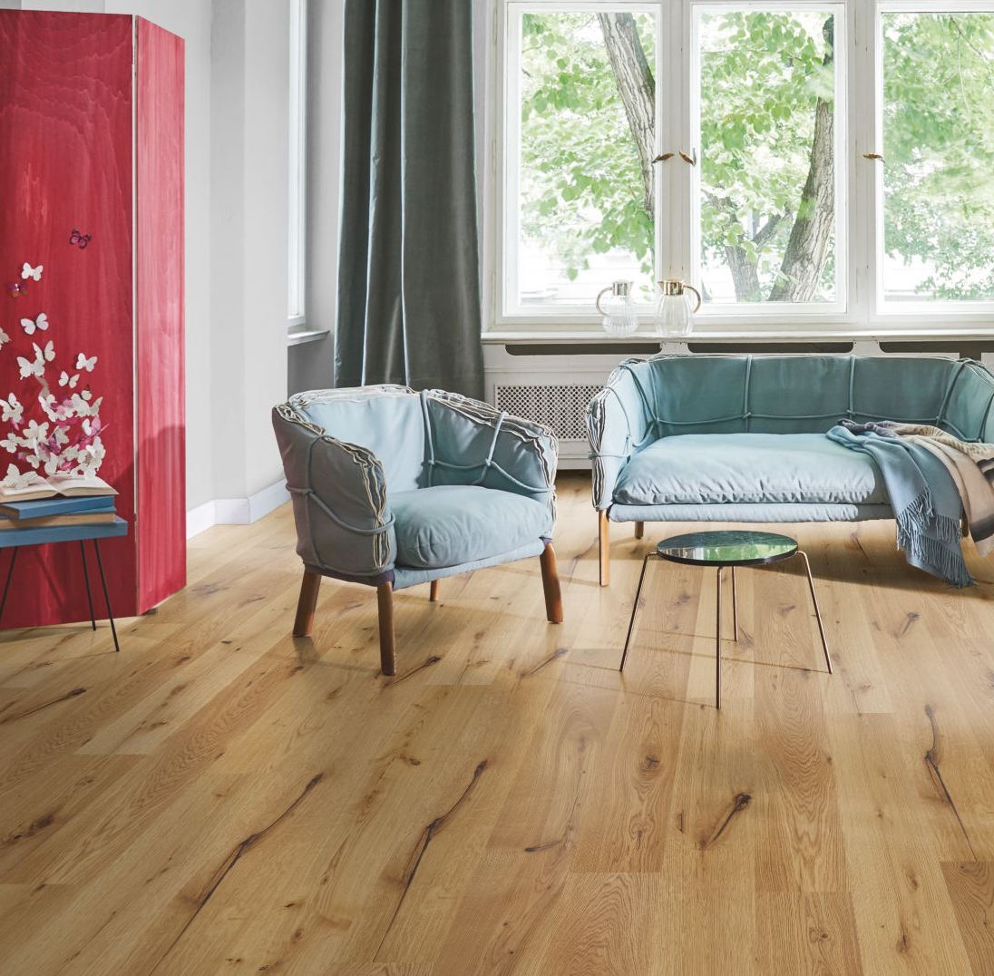 Parador 3060 Oak Rustic Engineered Wood Flooring