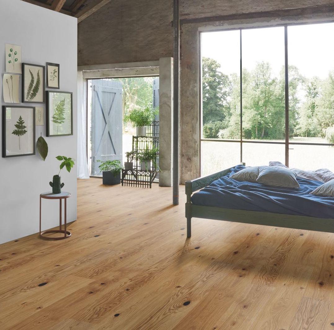 Parador 3060 Rustic Oak Soft Texture Natural Oil Engineered Wood