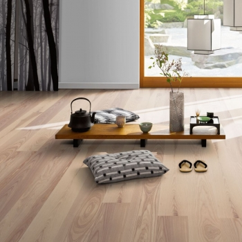 Parador 3060 Living Ash White Engineered Wood Flooring