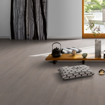 Parador 3060 Living Oak Graphite 3-Strip Engineered Wood Flooring