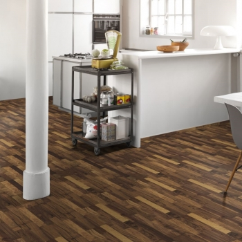 Parador 3060 Living American Walnut 3-Strip Engineered Wood Flooring