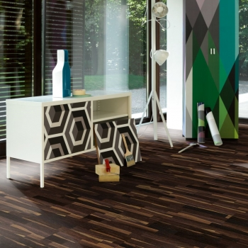 Parador 3060 Living Smoked Oak 3-Strip Engineered Wood Flooring