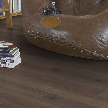 Parador Eco Balance PUR Oak Castell Smoked HDF Backed Vinyl Flooring