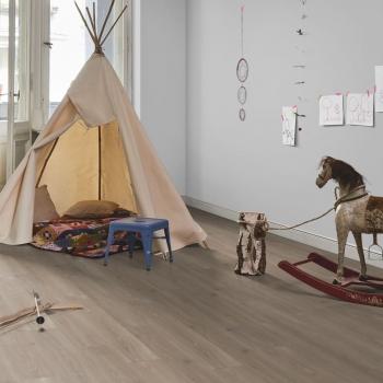Parador Eco Balance PUR Oak Skyline Pearl-Grey Resilient Flooring