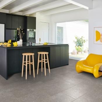 Parador Modular ONE Granite Pearl Grey Resilient Flooring