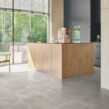 Parador Modular ONE Concrete Light Grey Resilient Flooring