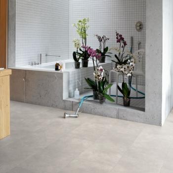 Parador Modular ONE Concrete White Stone Resilient Flooring