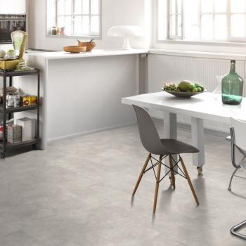 Parador Modular ONE Concrete Ornament White Stone Resilient Flooring