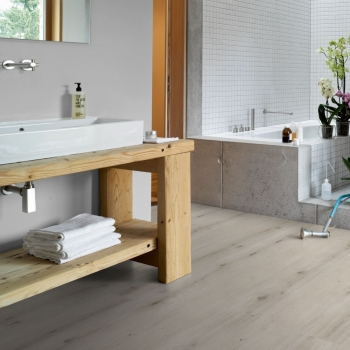 Parador Modular ONE Oak Urban White Limed HDF Backed Resilient Floor