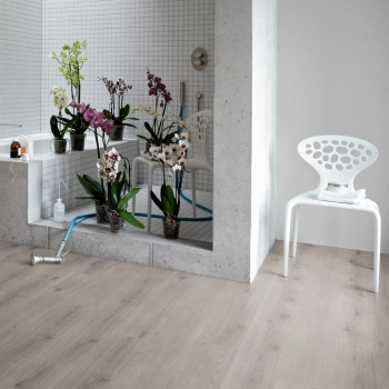 Parador Modular ONE Oak Urban Grey Limed HDF Backed Resilient Flooring