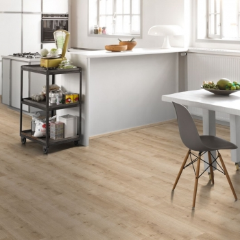 Parador Modular ONE Oak Pure Light HDF Backed Resilient Flooring