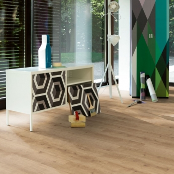 Parador Modular ONE Oak Pure Natural HDF Backed Resilient Flooring