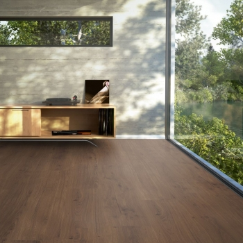 Parador Modular ONE Oak Spirit Smoked HDF Backed Resilient Flooring