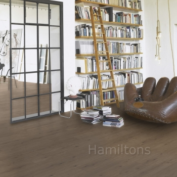 Parador Modular ONE Oak Atmosphere Umber HDF Backed Resilient Flooring