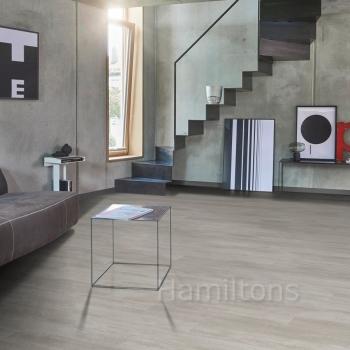 Parador Modular ONE Oak Nordic Grey HDF Backed Resilient Flooring