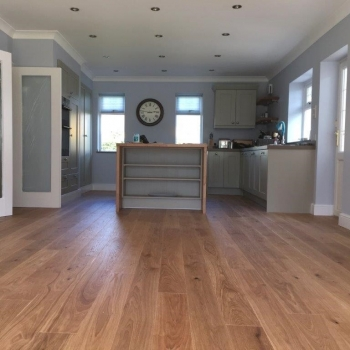 Parador Trendtime 4 Oak Brushed and Oiled Engineered Wood Flooring