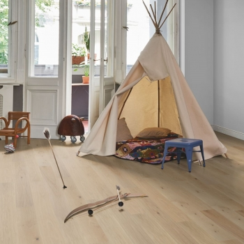 Parador Trendtime 4 Oak Clear Engineered Wood Flooring
