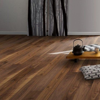 Parador Trendtime 4 Walnut Nature Engineered Wood Flooring