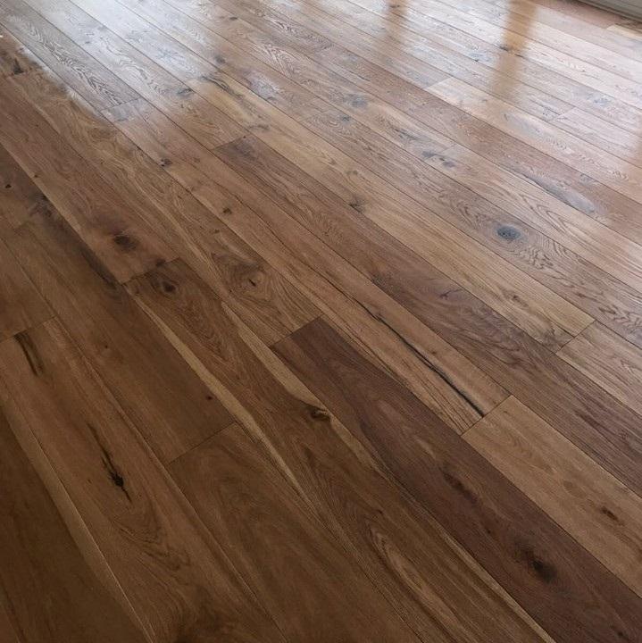 Parador Tt8 Handscraped Natural Engineered Wood Flooring Save More