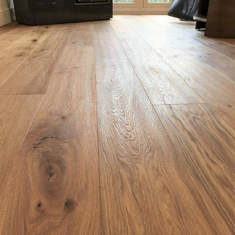 Parador TT8 Handscraped Natural Engineered Wood Flooring