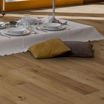Parador Trendtime 8 Oak Handcrafted Engineered Wood Flooring