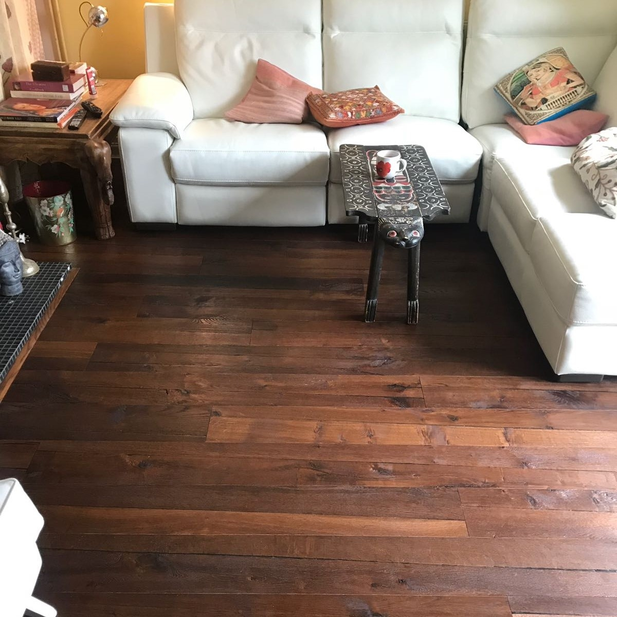 Parador Classic TT8 Smoked Tree Plank Engineered Wood Flooring