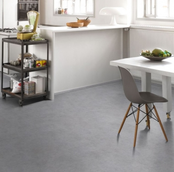 Parador Trendtime 5.50 Concrete Grey Click Solid Vinyl Flooring