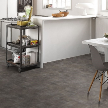 Parador Trendtime 5.30 Mineral Black Vinyl Flooring With HDF Board