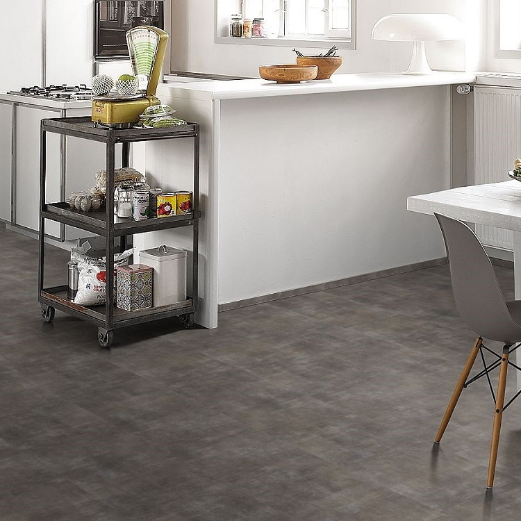 Parador Trendtime 5.30 Mineral Grey Vinyl board flooring - Save more ...