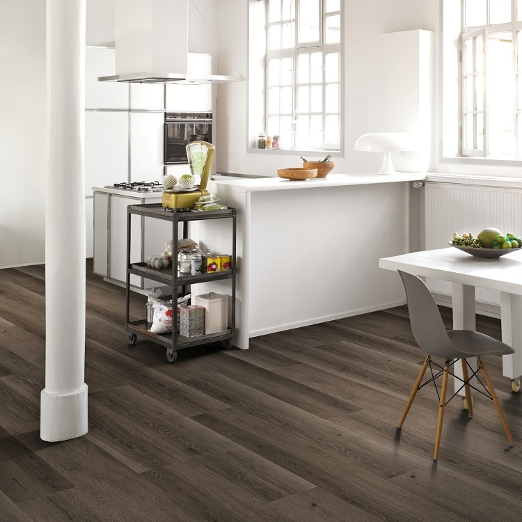 Parador Trendtime 6.30 Oak Skyline Grey Vinyl board flooring - Save ...