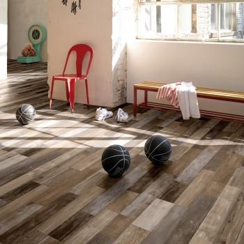 Parador Classic 2030 Shufflewood Wild HDF-Back Vinyl Flooring