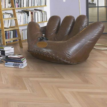 Parador Trendtime 3 Herringbone Oak Pure Engineered Parquet