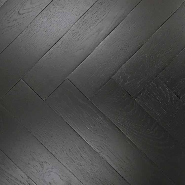 Parador Trendtime 3 Oak Black Herringbone Engineered