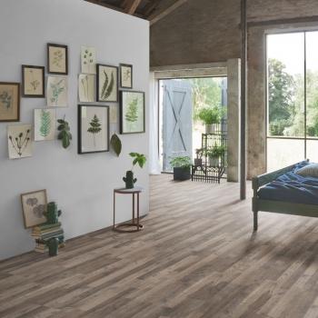 Parador Classic 1050 Ash Aged 3-Strip Laminate Flooring