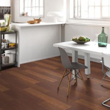 Parador Classic 1050 Merbau Wood Texture Laminate Flooring