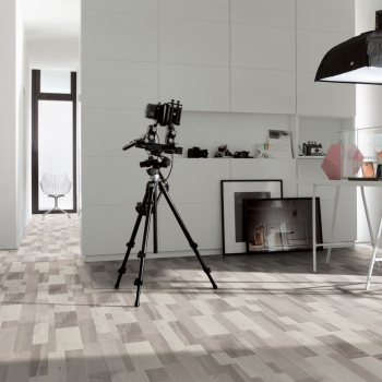 Parador Classic 1050 Oak Mix Light Grey Laminate Flooring