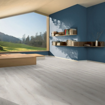 Parador Classic 1050 Oak Vintage White Laminate Flooring