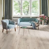 Parador Trendtime 6 Oak Castell White Varnished Brushed Texture